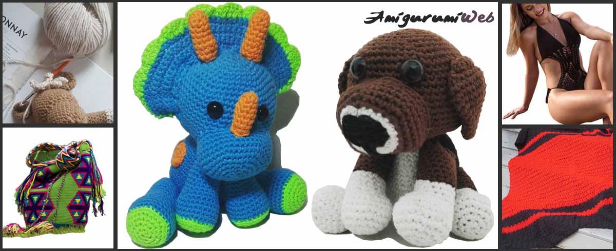 Tienda amigurumis de articulos de crochet, amigurumis a crochet y otros tejidos a ganchillo