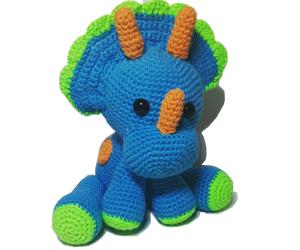 El amigurumi es un muñeco tejido a crochet